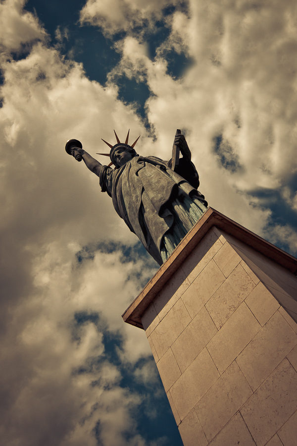 Statue of Liberty Replica