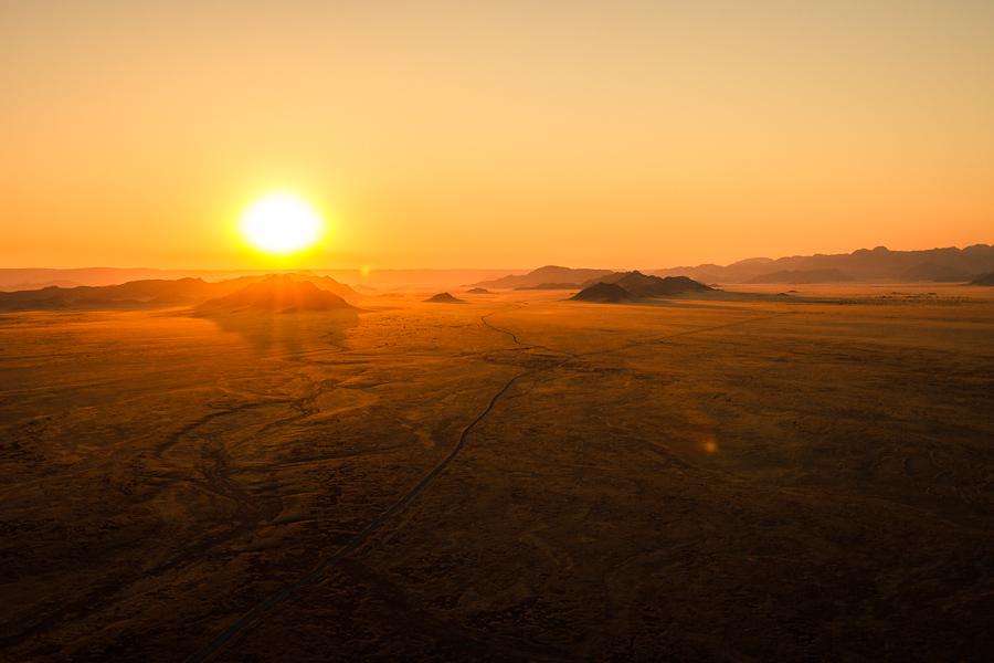Sunrise at Soussusvlei