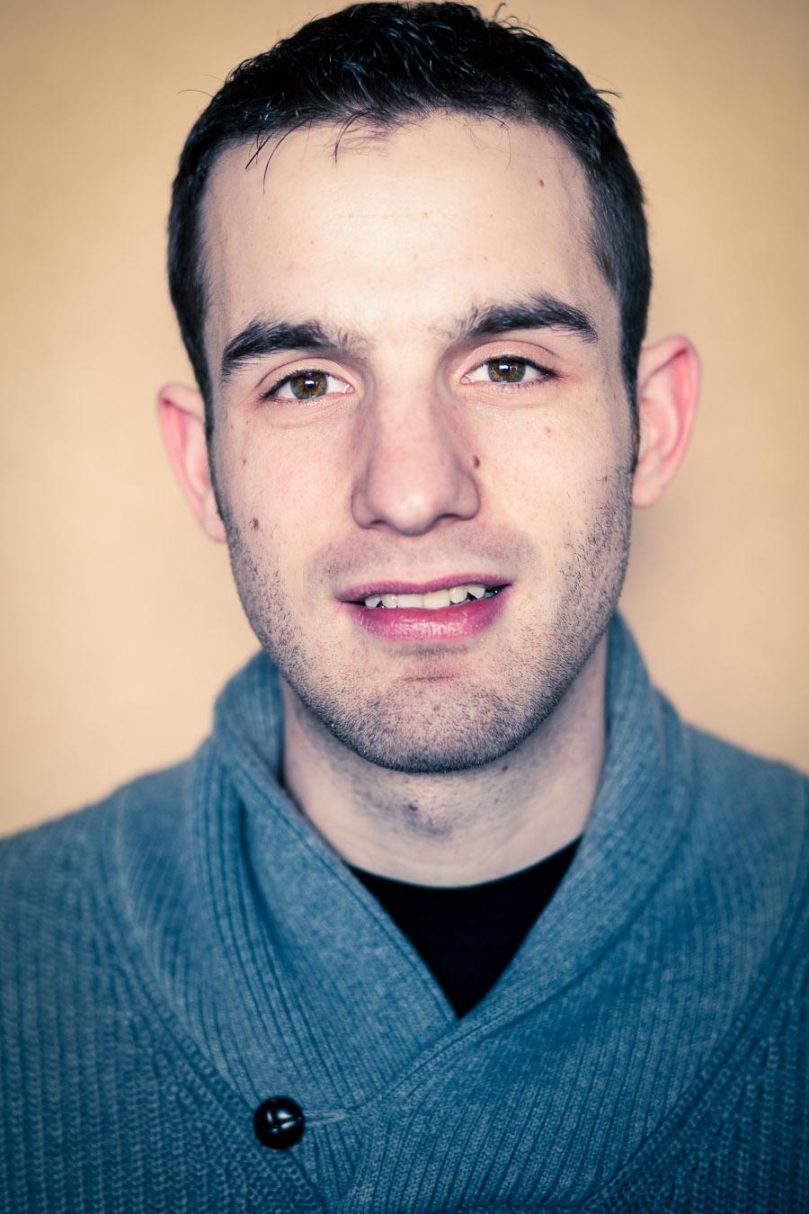 Portrait Johannes