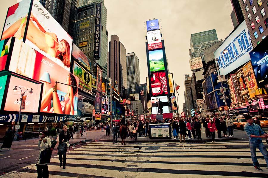 New York Ortszeit
